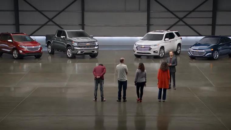 Chevrolet Reliablity Ad