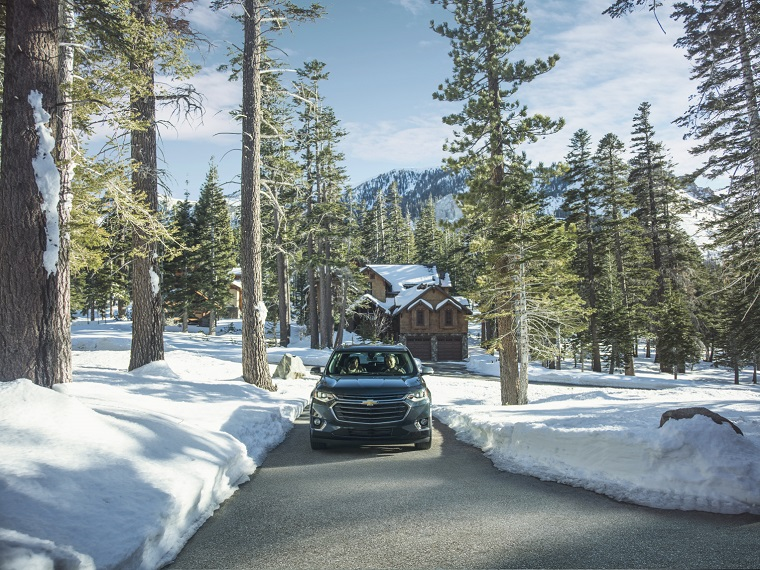 Chevy Offers Free OnStar Services for Winter Protection - The News Wheel