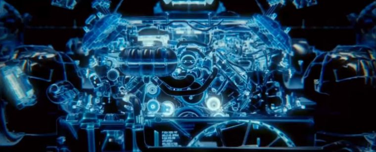 Future is Built Engine Tease