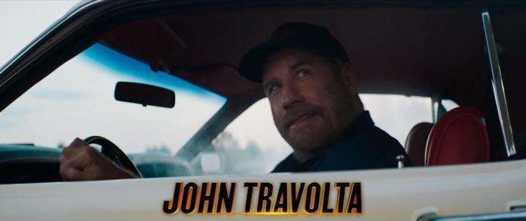 John Travolta Namecard