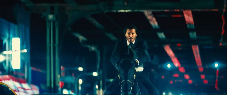 There's No Mustang in the 'John Wick: Chapter 3' Trailer, But There