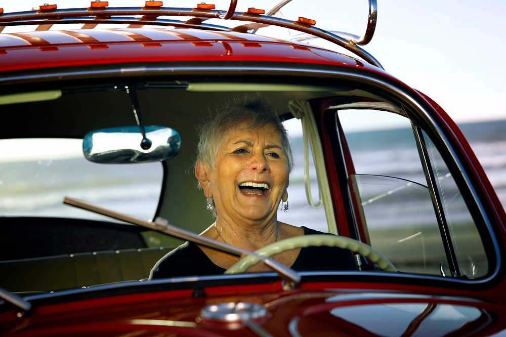 Kathleen_Brooks_1967_Annie_Beetle_Driving