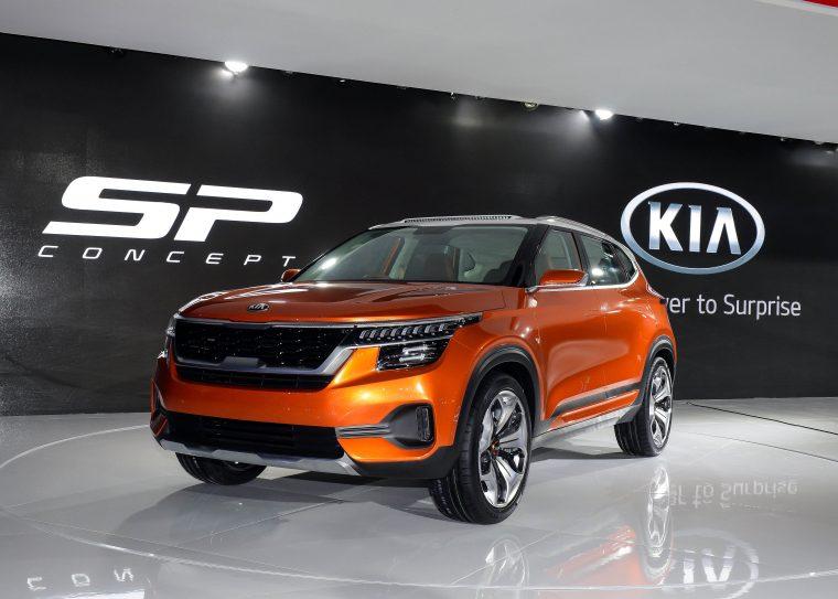 Kia SP Concept AutoShow 2018