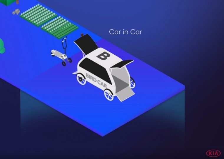 Kia's SEED Car Concept CES 2019 YouTube