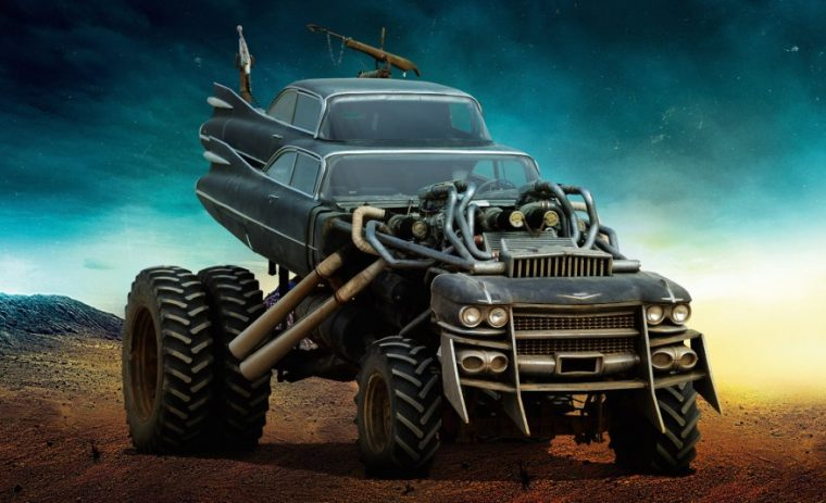 Coolest Cadillacs in Cinema: Mad Max: Fury Road Gigahorse