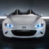 Mazda MX-5 Miata Speedster SEMA 2017 front