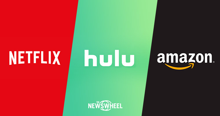vehicular viewing  new on netflix  amazon  and hulu for