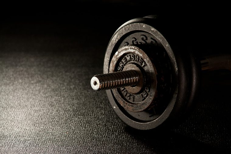 Weight Fitness Studio Fitness Dumbbell