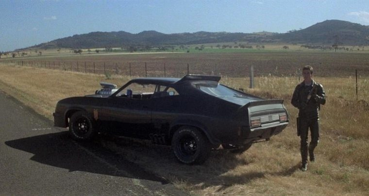 Mad Max Ford Falcon