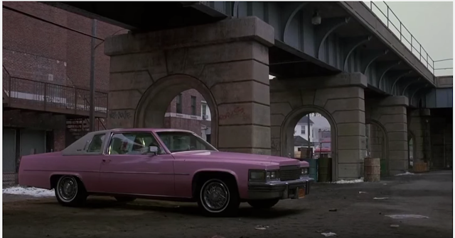 Coolest Cadillacs in Cinema: Goodfellas Pink Cadillac