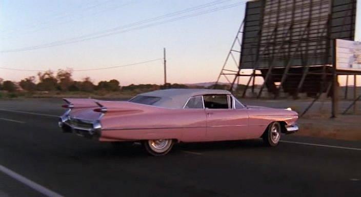 Coolest Cadillacs in Cinema: Pink Cadillac