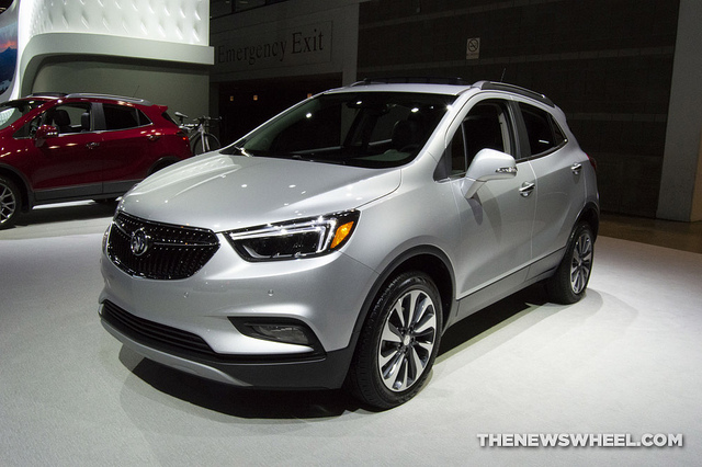 Rumor: 5 New Buick Crossovers in the Next Year - The News Wheel