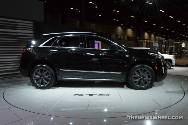 Cadillac Introduces Sport Package for 2019 XT5 - The News ...