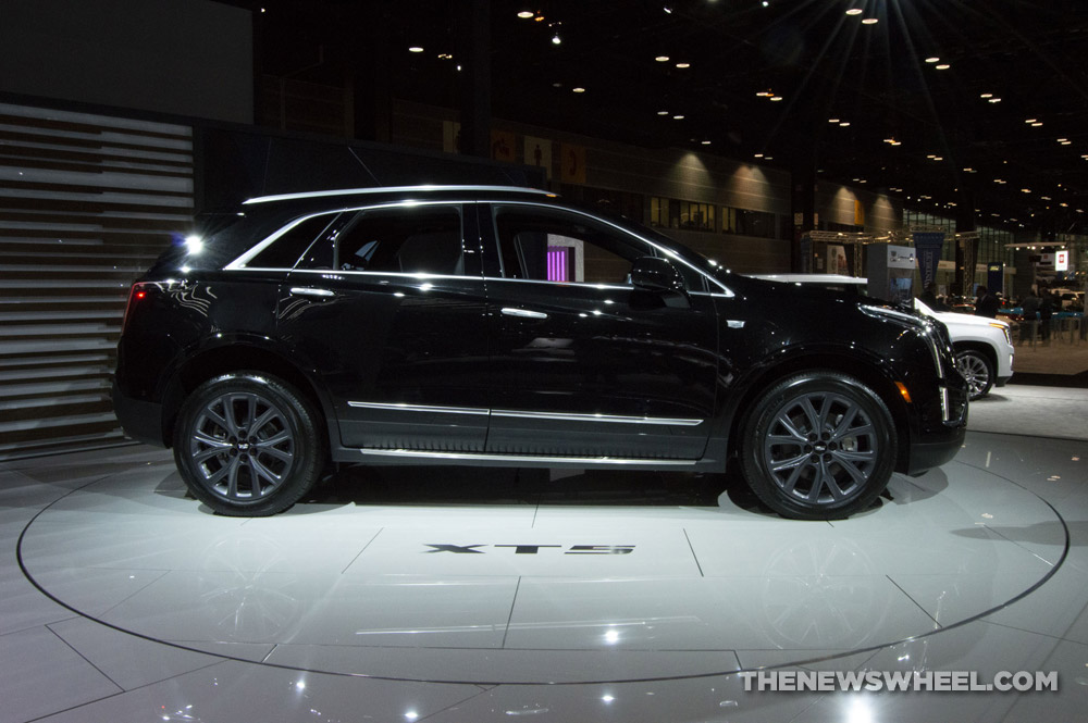 Cadillac Introduces Sport Package for 2019 XT5 - The News Wheel
