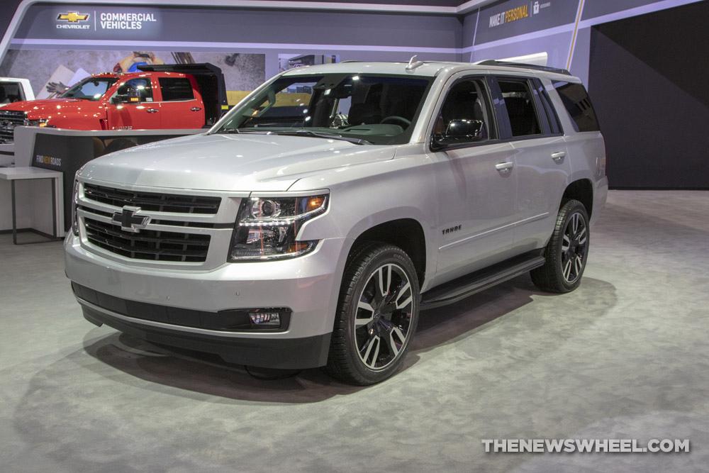 Next-Gen 2021 Chevrolet Tahoe Will Get Independent Rear ...