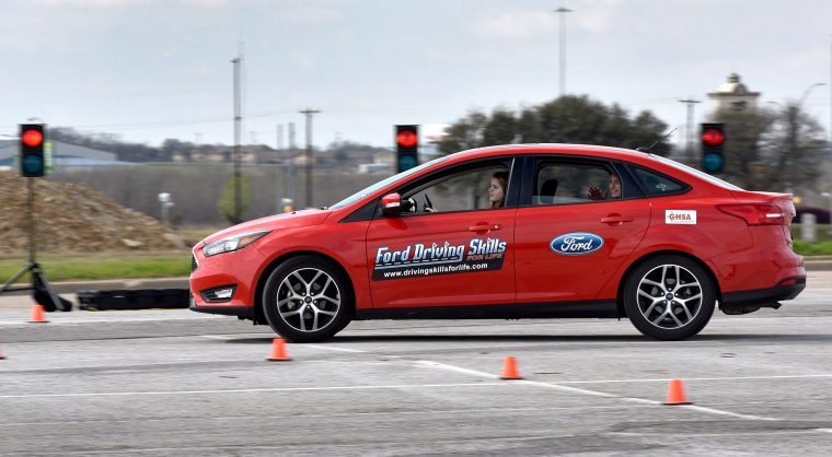 Ford Driving Skills for Life 16th Year