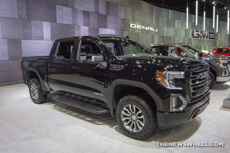 2019 GMC Sierra 1500 AT4   GMC, the down-to-earth luxury brand