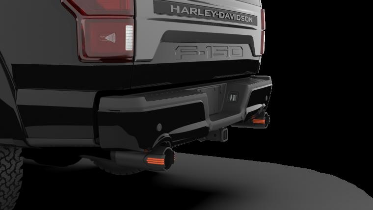 2019 Harley-Davidson F-150
