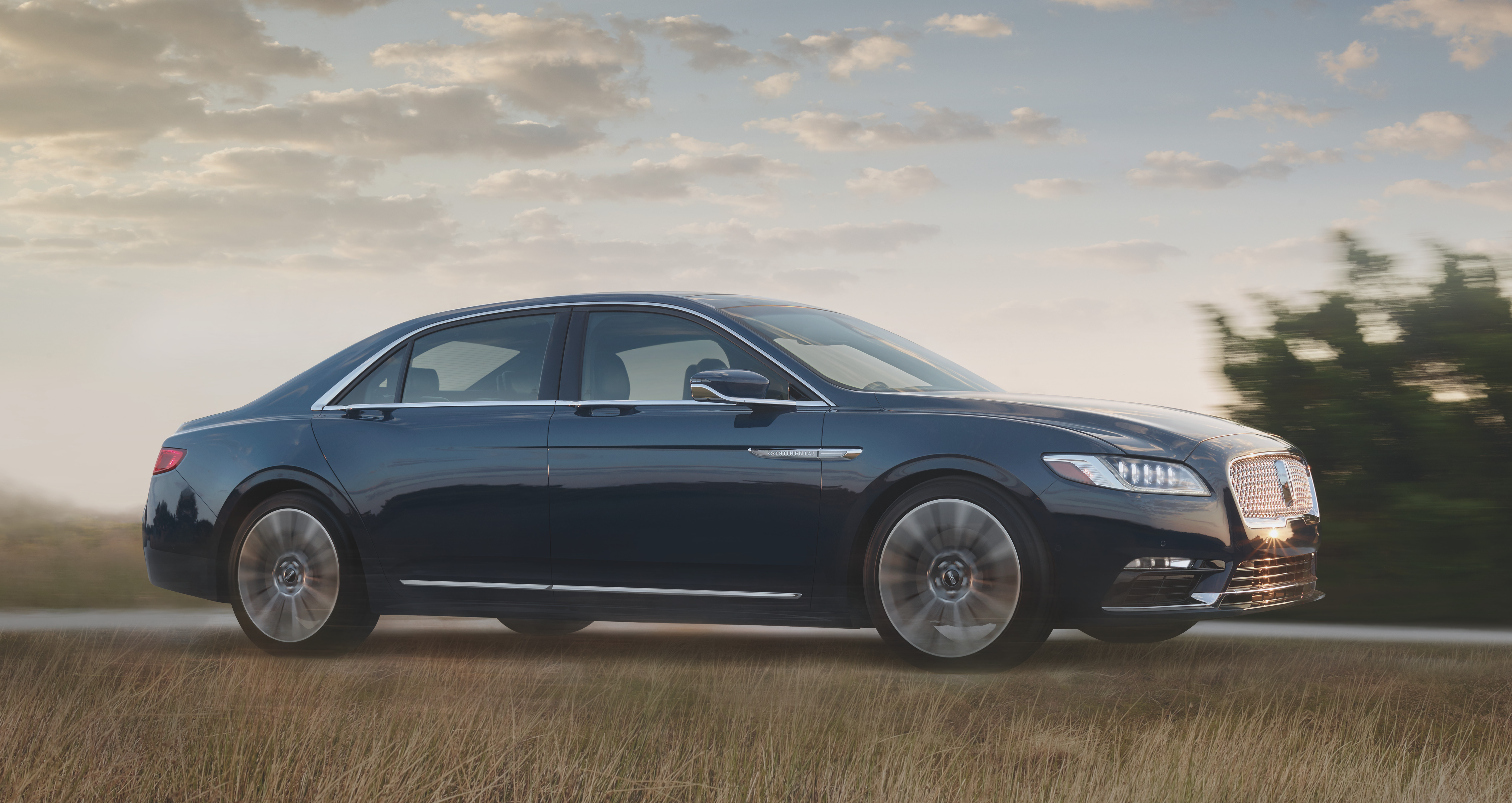2019 Lincoln Continental Earns IIHS TOP SAFETY PICK+ - The ...