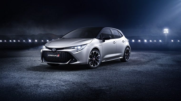 2019 Toyota Corolla GR SPORT