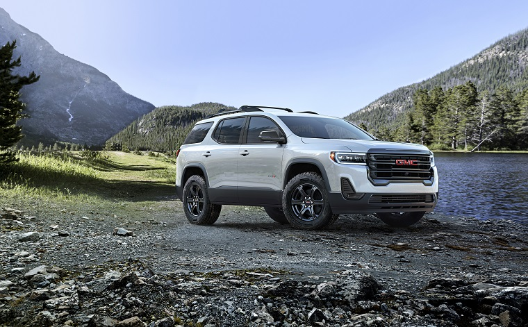 The Bold, Versatile 2020 GMC Acadia - The News Wheel