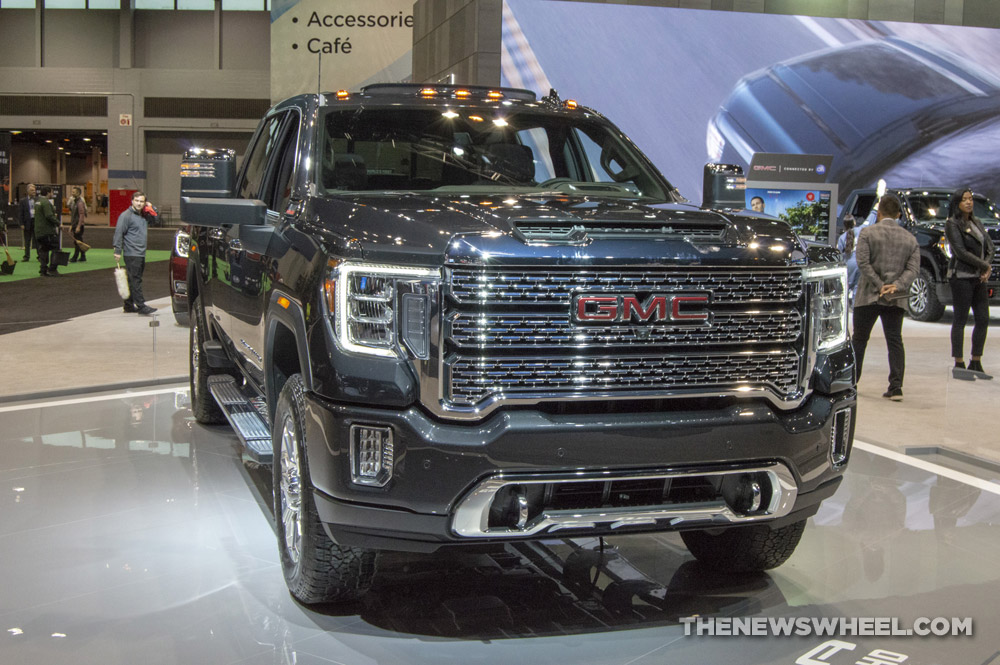 2019 Chicago Auto Show Photos: All the GMC Vehicles at ...