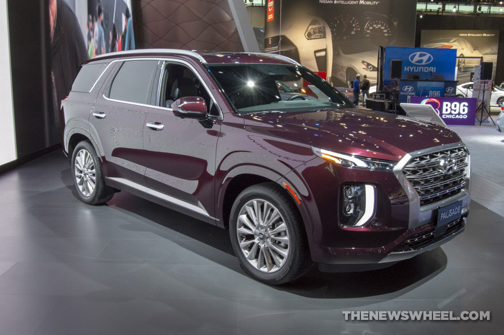 2019 Chicago Auto Show Photos: All the Hyundai Vehicles at ...