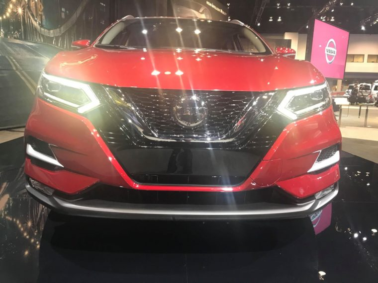 2020 Nissan Rogue Sport Makes Appearance At 2019 Chicago