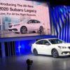 2020 Subaru Legacy 8