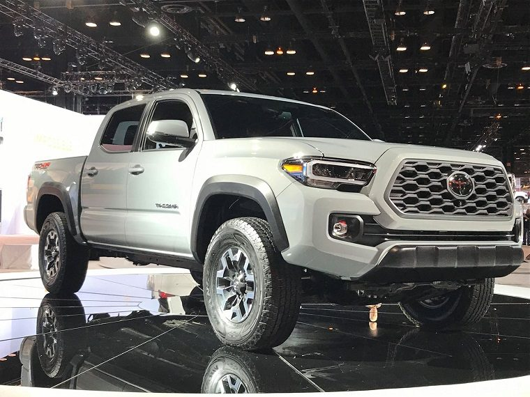 2020 Toyota Tacoma TRD Pro at 2019 CAS