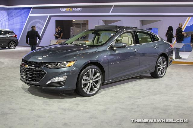 Chevy Malibu Makes Us News List Of Nine Best Midsize Sedans
