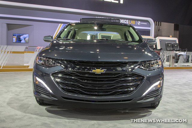 2019 Chevy Malibu Lands Spot On Us News List Of The 12 Cheapest Hybrid Cars In 2020 The News Wheel