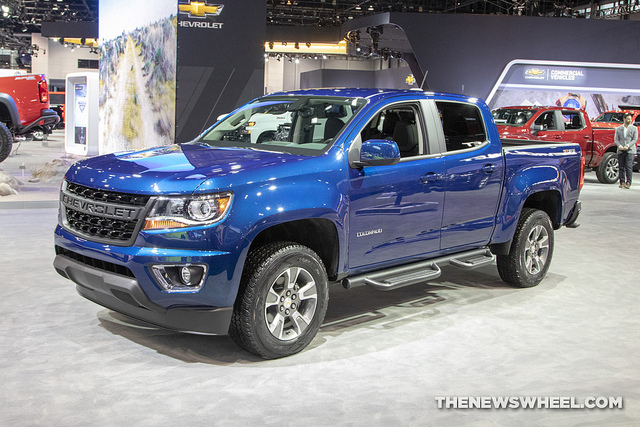 What Are the Differences Between the 2019 Chevy Silverado ...
