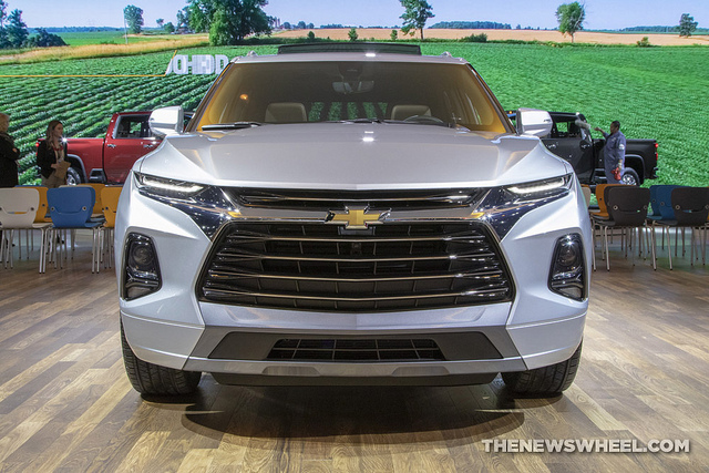 2020 Chevy Blazer: News, Design, Specs >> Turbo Engine Option A Possibility In 2020 Chevy Blazer The