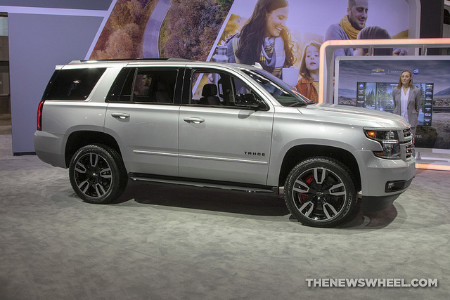 2021 Chevrolet Tahoe And Suburban Could Be Next-gen Models >> Next Gen 2021 Chevrolet Tahoe Will Get Independent Rear