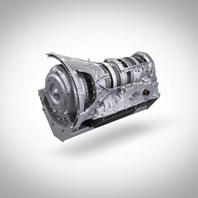All-New 10-Speed TorqShift Automatic Transmission