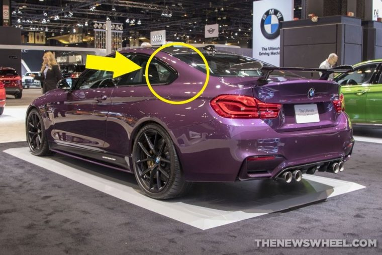 What Is Bmw >> What Is The Bmw Hofmeister Kink The News Wheel
