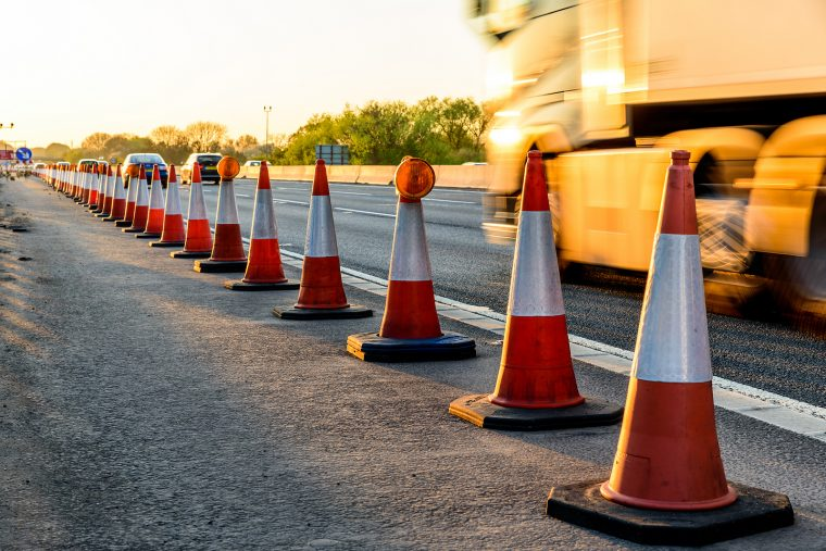 Highway Road Repairs Take so Long construction years delay cones safety workers