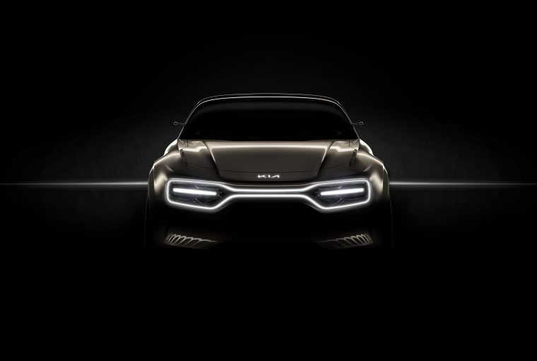 New Kia EV concept Geneva