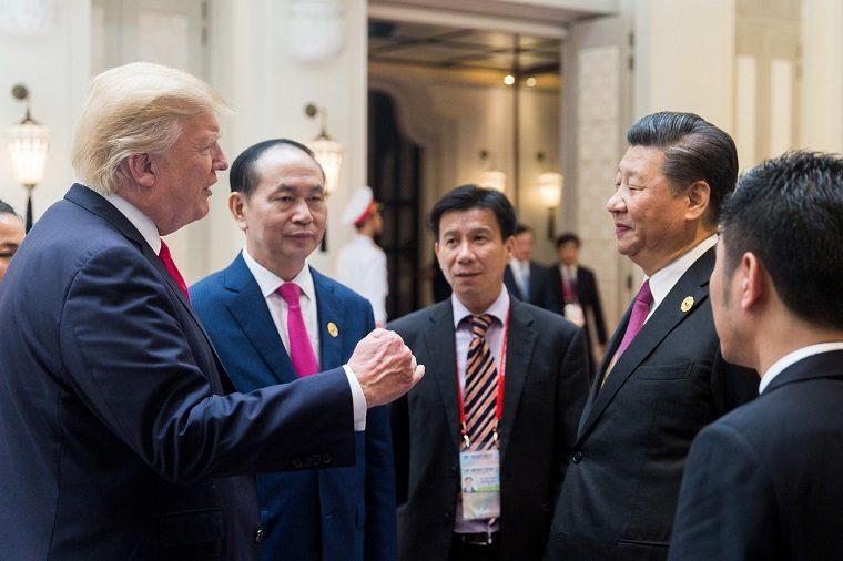 President Trump in Asia