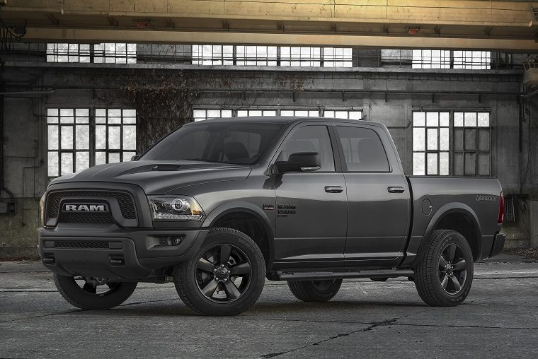 The Latest Special Edition Ram Model Is A Throwback To One Of Dodge S Clic Pickup Trucks