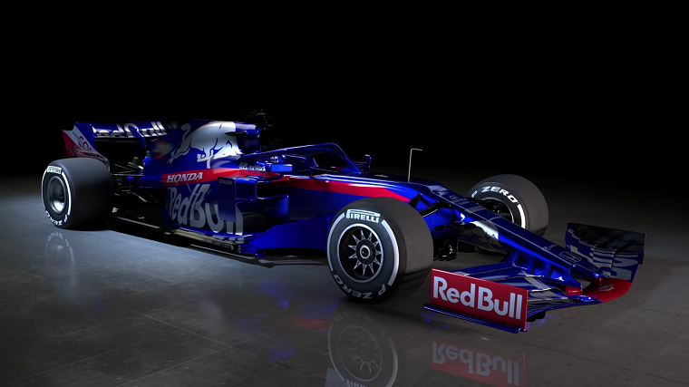 Scuderia Toro Rosso STR14 Launch