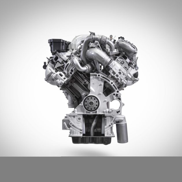 Third-Generation 6.7-liter Power Stroke Diesel