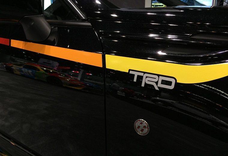 Toyota 86 TRD at CAS 2019