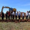 Nissan breaks ground on Decherd training center