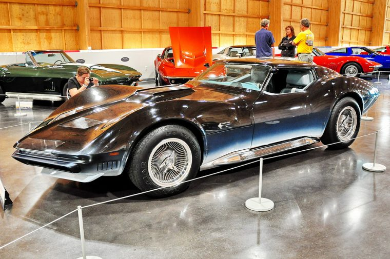 1969 chevy corvette manta ray