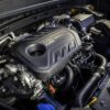 2019 Kia Sportage Turbo Engine