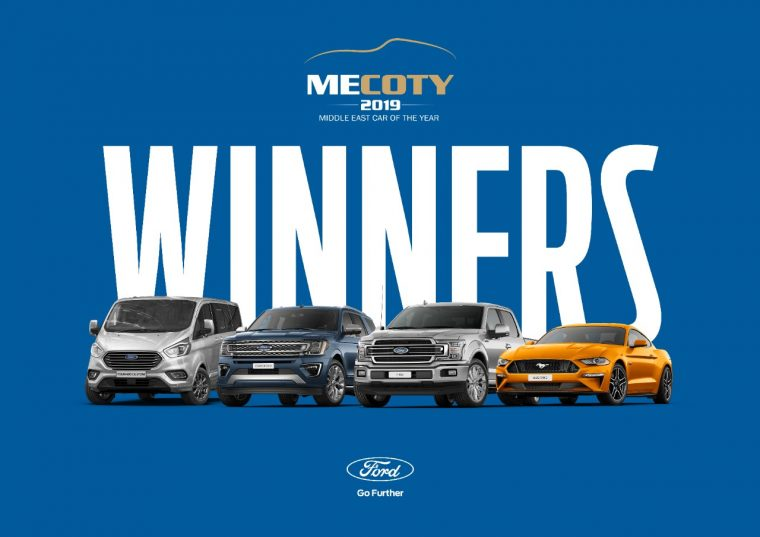 2019 Middle East Car of the Year Awards
