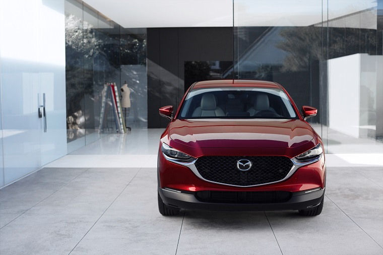 Say hello to the mazda cx 30 the news wheel for Ciao youtube