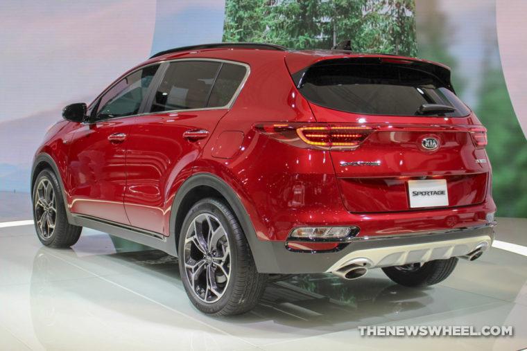 US-spec 2020 Kia Sportage debuts at Chicago Auto Show